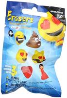 Eraserz Emoji Character Blind Bag Of 3