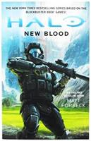 Halo New Blood Book