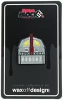 Amityville Horror Enamel Collector Pin