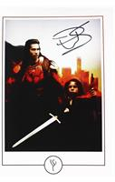 Willow Warwick Davis Autographed Picture
