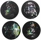 Star Wars Rogue One 4-Piece Coaster Set