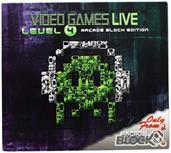 Video Games Live Level 4 Music CD, Arcade Block Edition
