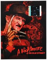 A Nightmare On Elm Street Official Film Cell