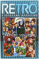Retro Videogame Magazine Replay Volume 1