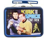 Star Trek: TOS Kirk & Spock Mini Tin Lunch Box