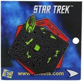 Star Trek Borg Collective Enamel Collector Pin