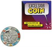 Stan Lee Excelsior Coin