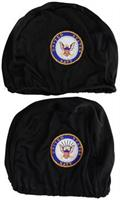 U.S. Navy Embroidered Headrest Covers, Set of 2