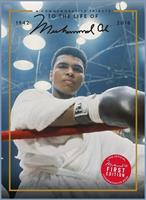 A Commemorative Tribute to the Life of Muhammad Ali 1942-2016 Book