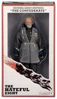 "The Hateful Eight Movie 8"" Action Figure General Sandy Smithers "" The Confederate"""