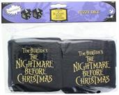 Nightmare Before Christmas Plush Fuzzy Dice