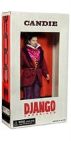 "Django Unchained Series 1 8"" Action Figure: Candie"