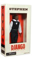"Django Unchained Series 1 8"" Action Figure: Stephen"
