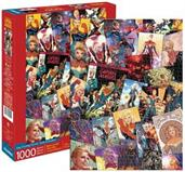Marvel Captain Marvel Collage 1000 Piece Jigsaw Puzzle