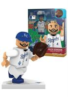 Kansas City Royals MLB OYO Sports Mini Figure: Alex Gordon