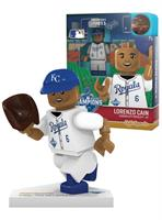 Kansas City Royals MLB OYO Sports Mini Figure: Lorenzo Cain
