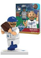 Kansas City Royals MLB OYO Sports Mini Figure: Wade Davis