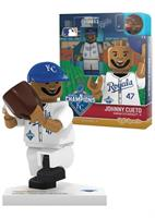Kansas City Royals MLB OYO Sports Mini Figure: Johnny Cueto