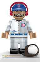 Chicago Cubs 2016 World Series Champions Jake Arrieta #49 Minifigure