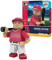 "LA Angels OYO MLB Sports 3"" G4 Minifigure: Shohei Ohtani, DH Road Uniform"