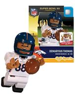 Denver Broncos Super Bowl 50 Champions NFL Demaryius Thomas OYO Mini Figure