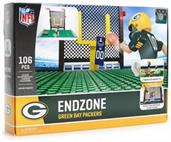 Green Bay Packers NFL OYO Endzone Set