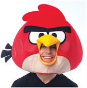 Angry Birds Red Bird Over The Head Foam Costume Mask