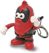 "Marvel 2"" PopTater Character Keychain: Deadpool"
