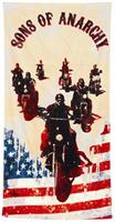 "Sons of Anarchy 60""x30"" Beach Towel"