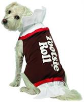 Tootsie Roll Pet Dog Costume