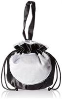 French Maid Pouch Adult Costume Accessory