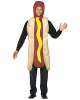 Hot Dog Lightweight Version Adult Standard Costume