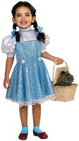 The Wizard Of Oz Dorothy Costume Child Toddler