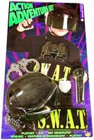 Action Adventure Swat Blister Child Costume Set