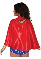 DC Comics Wonder Woman Costume Cape Adult One Size