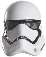 Star Wars The Force Awakens Child Costume Accessory Stormtrooper Half Helmet