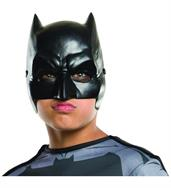 Dawn Of Justice Batman Costume 1/2 Mask Child One Size