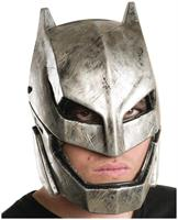 Dawn Of Justice Batman Armored Costume Mask Adult One Size