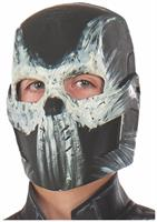 Captain America 3 Crossbones 1/2 Costume Mask Child One Size