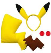 Pokemon Pikachu Costume Accessory Kit