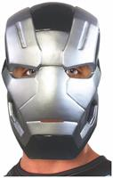 Captain America 3 War Machine Costume 1/2 Mask Child One Size