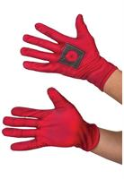 Deadpool Costume Gloves Adult One Size