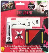 Suicide Squad Joker Costume Make-up Kit Adult One Size