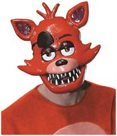 Five Nights at Freddy's Foxy Costume Half Mask Adult