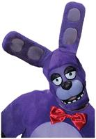 Five Nights at Freddy's Bonnie Costume 3/4 Mask Adult Standard