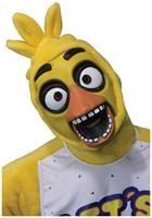 Five Nights at Freddy's Chica Costume 3/4 Mask Adult Standard