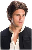 Star Wars Han Solo Adult Costume Wig