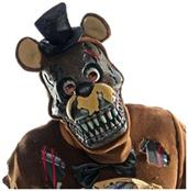 Five Nights At Freddy's Nightmare Freddy Costume Mask
