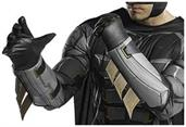 Justice League Batman Adult Costume Gauntlets