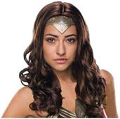 Wonder Woman Movie Adult Costume Wig
